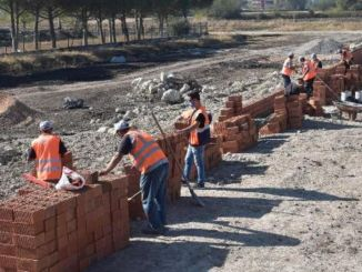 Works in Balıkesir Traffic Education Park Continue at Full Speed