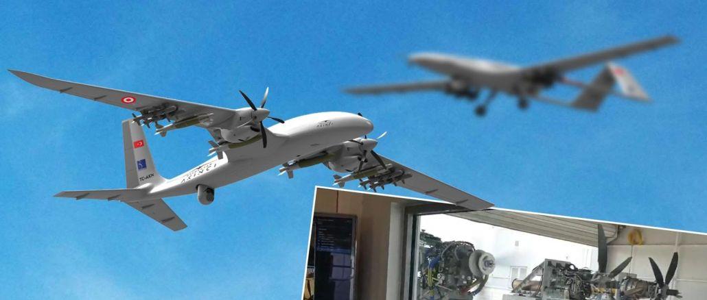 Bayraktar TB3 İnsansız Hava Aracı Geliyor
