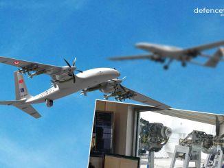 Se acerca el vehículo aéreo no tripulado Bayraktar TB3