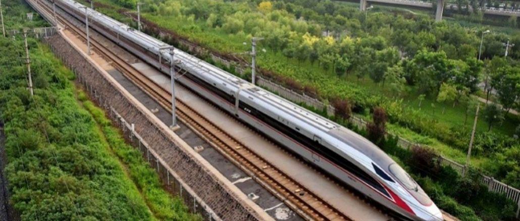 Beijing Shanghai Yüksek Hızlı Treninde Sessiz Vagon Dönemi Başladı