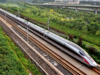Silent Wagon Age Begins on Beijing Shanghai High Speed ​​Train