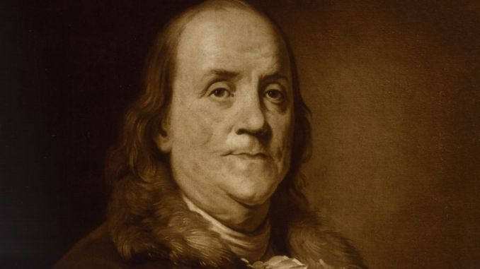 Who is Benjamin Franklin?