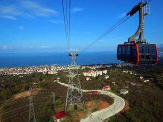 Beşikdüzü Cable Car Operating Contract Has Been Terminated