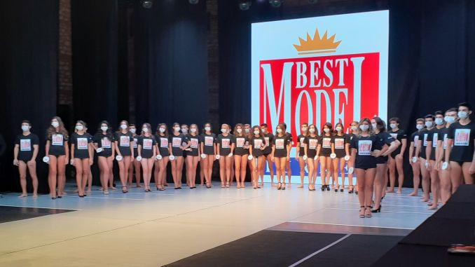 Best Model Contest was held in Turkey Final Date Fişekhane