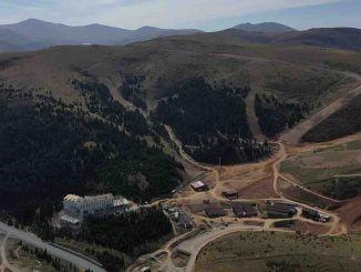 Οι φυσικές εγκαταστάσεις Çambaşı ετοιμάζονται για τη χειμερινή περίοδο