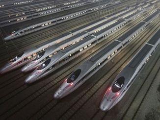 Čo je tajomstvom ohromujúceho rozvoja železníc v Číne?