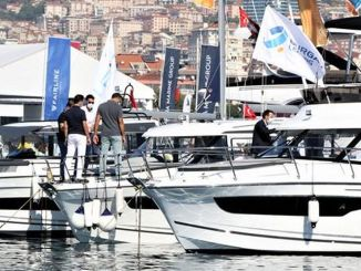 CNR Eurasia Boat Show Flooded by Sea Lovers