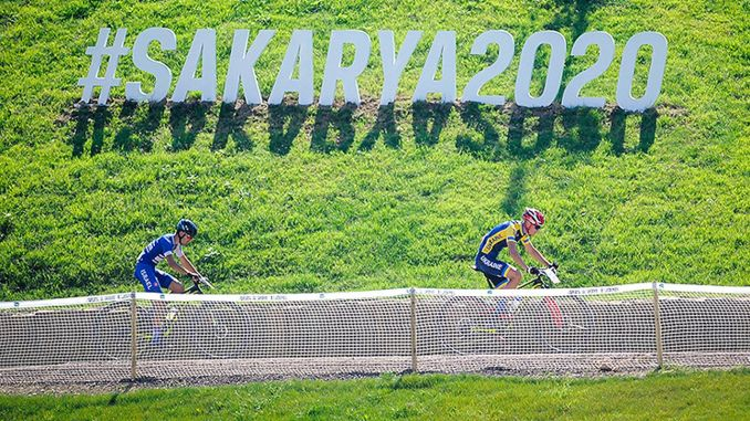 Completing Preparations for Mountain Bike Marathon World Championship