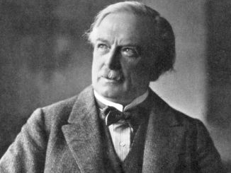 Who is David Lloyd George?
