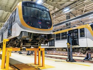 Production Advantage para sa Sektor ng Railway sa Turkey