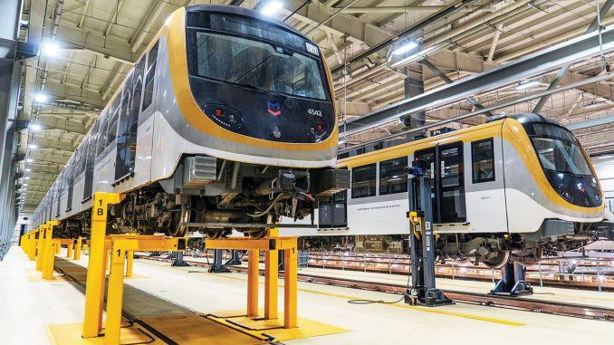 Avantage de la production pour le secteur ferroviaire en Turquie