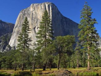 Where Is El Capitan Height How Many Meters?