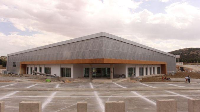 Elmalı Bus Terminal Project Has Ended