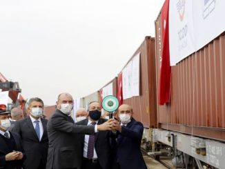 Eskişehir Industry Connected to Ports With Green Road Project