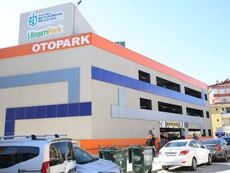 Gebze Multi-Storey Parking Lot Becomes Citizens' Choice