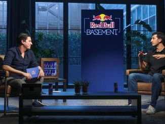 Candidates for Entrepreneurs Meet at the Red Bull Basement Session