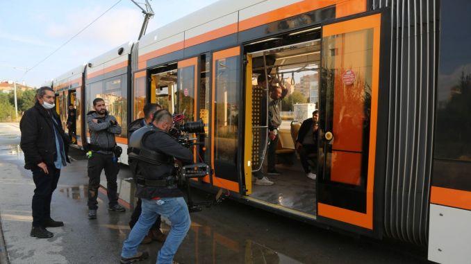 Улога Ескисехира у серији, чија је радња смештена у Холандију, биће Амстердам
