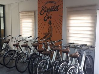 Istanbul Bicycle House Opened in Yenikapı