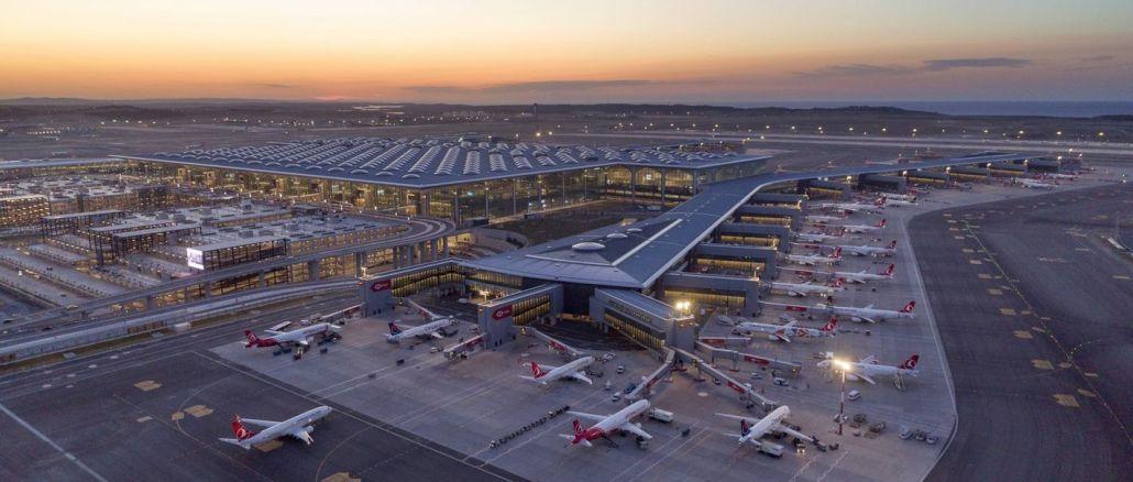 İstanbul Havalimanı Sıfır Atık Belgesini Aldı