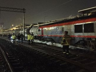Izmit Bay Train Crash