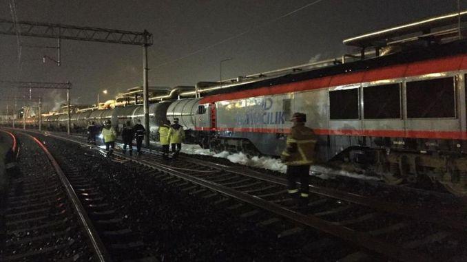 伊茲密特灣火車事故
