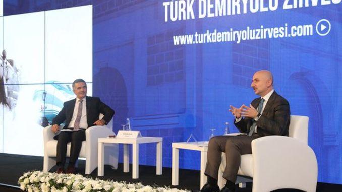 Karaismailoğlu : '이제 고속도로와 철도 투자가 다시 돌아올 것입니다'