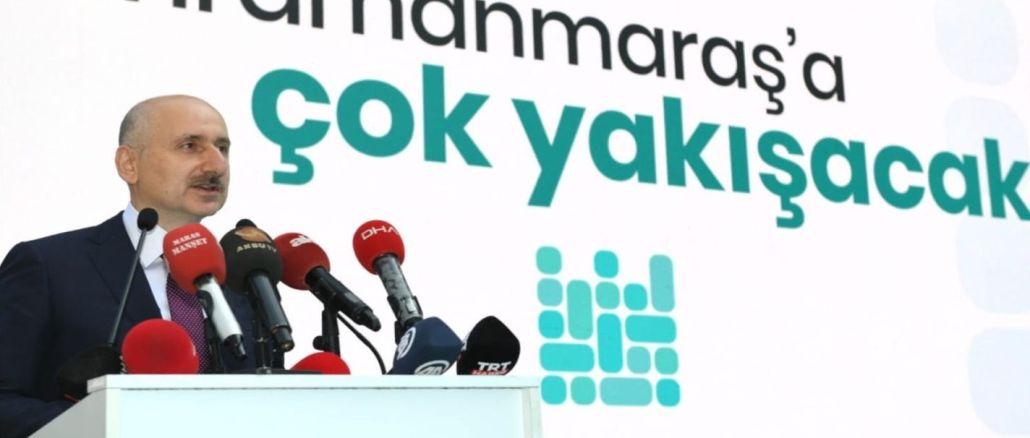 Karaismailoğlu: Türkiye'nin Küresel Bir Lojistik Güç Olması Yolunda Dev Projeleri Hayata Geçiriyoruz