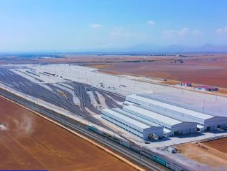 Kayacık Logistics Center is Opened Today