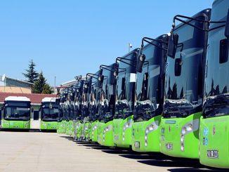 7 Şirkət Kocaeli Avtobus Alqı-Satqısı Tenderini Təklif etdi
