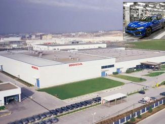 Honda Automobile Factory in Kocaeli is gesloten!