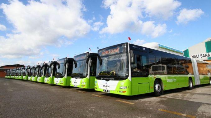 Транспортният флот на Kocaeli се разширява! 109 автобуса от ново поколение, които ще бъдат закупени