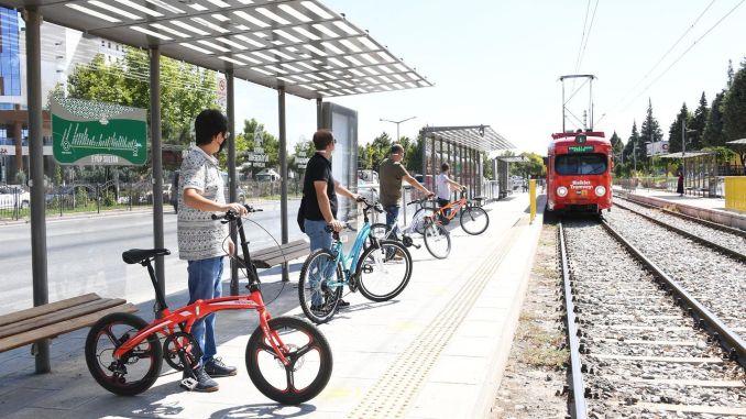 A Konya kerékpáros villamos menetrendje frissült