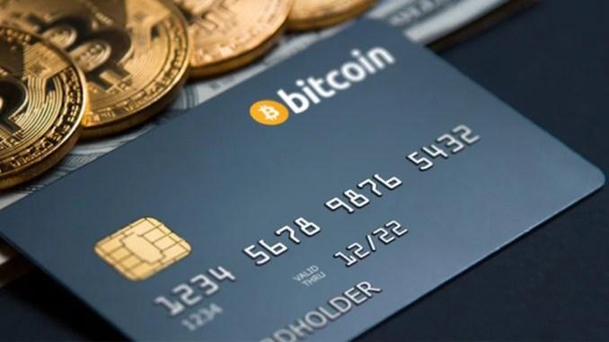 Kup Bitcoin za pomocą karty kredytowej