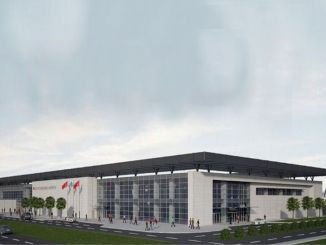 Malatya Airport Terminal Building Will Have a Capacity of 2,5 Million Passengers