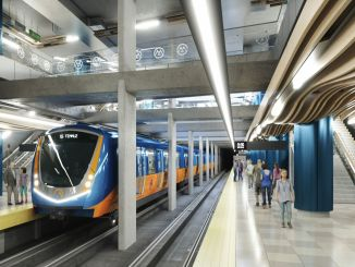 Mersin Metro Project blev finalist i 'Aec Excellence Awards