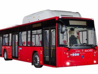 7 Eco-vriendelijke nieuwe bussen arriveren in Mersin in 73 maanden