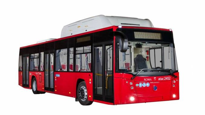 7 Eco-Friendly New Buses Arrive in Mersin in 73 Months