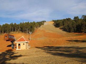 Murat Mountain Thermal Ski Resort Een grote rijkdom voor Kütahya