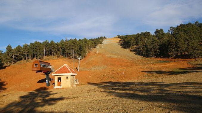 Murat Mountain Thermal Ski Center Ein großer Reichtum für Kütahya