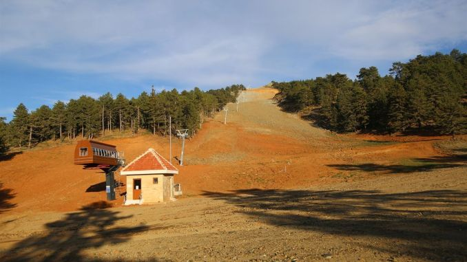 Murat Mountain Thermal Ski Resort A Great Richness for Kütahya