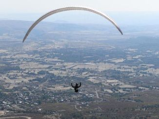Ovacık Plateau Has Been The New Favorite Of Paragliding Lovers