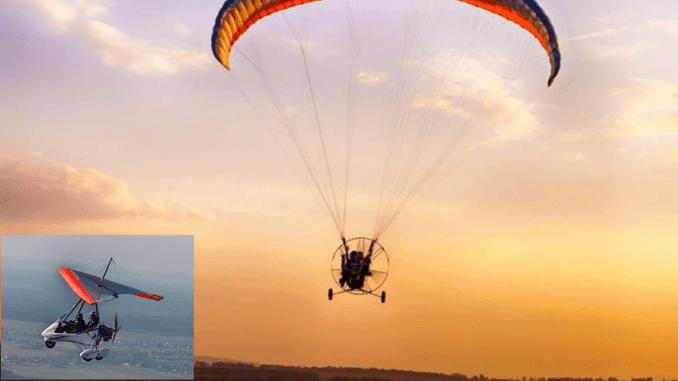 Co to jest Paramotor