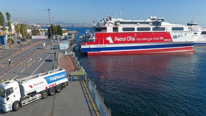 Bensiin Ofisi sai IDO kütusetarnijaks