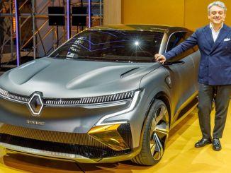 Renault-dan iki yeni elektrik modeli