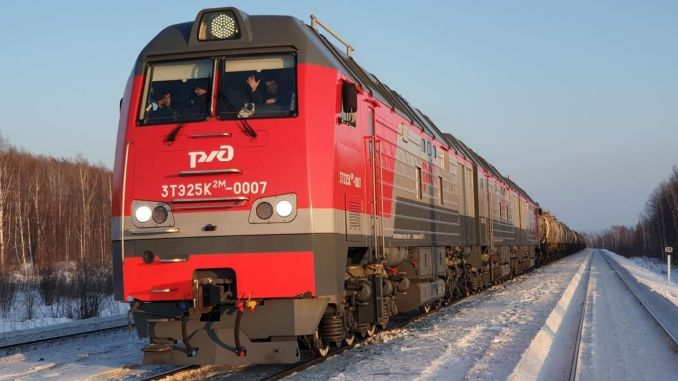About Russian Railways