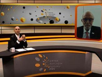 Ο Πρόεδρος του Διοικητικού Συμβουλίου της Santa Farma İlaç Erol Ki̇resepi̇ μίλησε στο Κοινό φόρουμ κοινής χρήσης