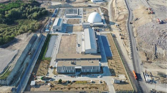 Silivri Seymen Energy Generation Center Opens
