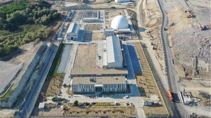 Das Energieerzeugungszentrum Silivri Seymen wird eröffnet