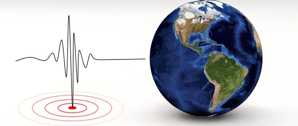 Last Minute ... Erdbeben der Stärke 7 in Izmir! Schüttelte die Ägäis und Marmara