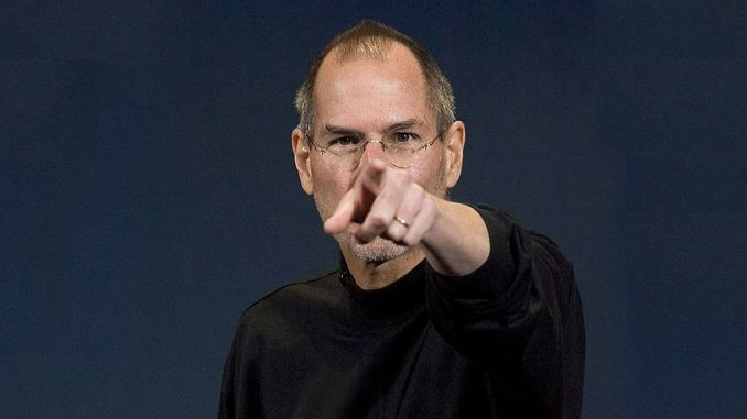 Siapa Steve Jobs